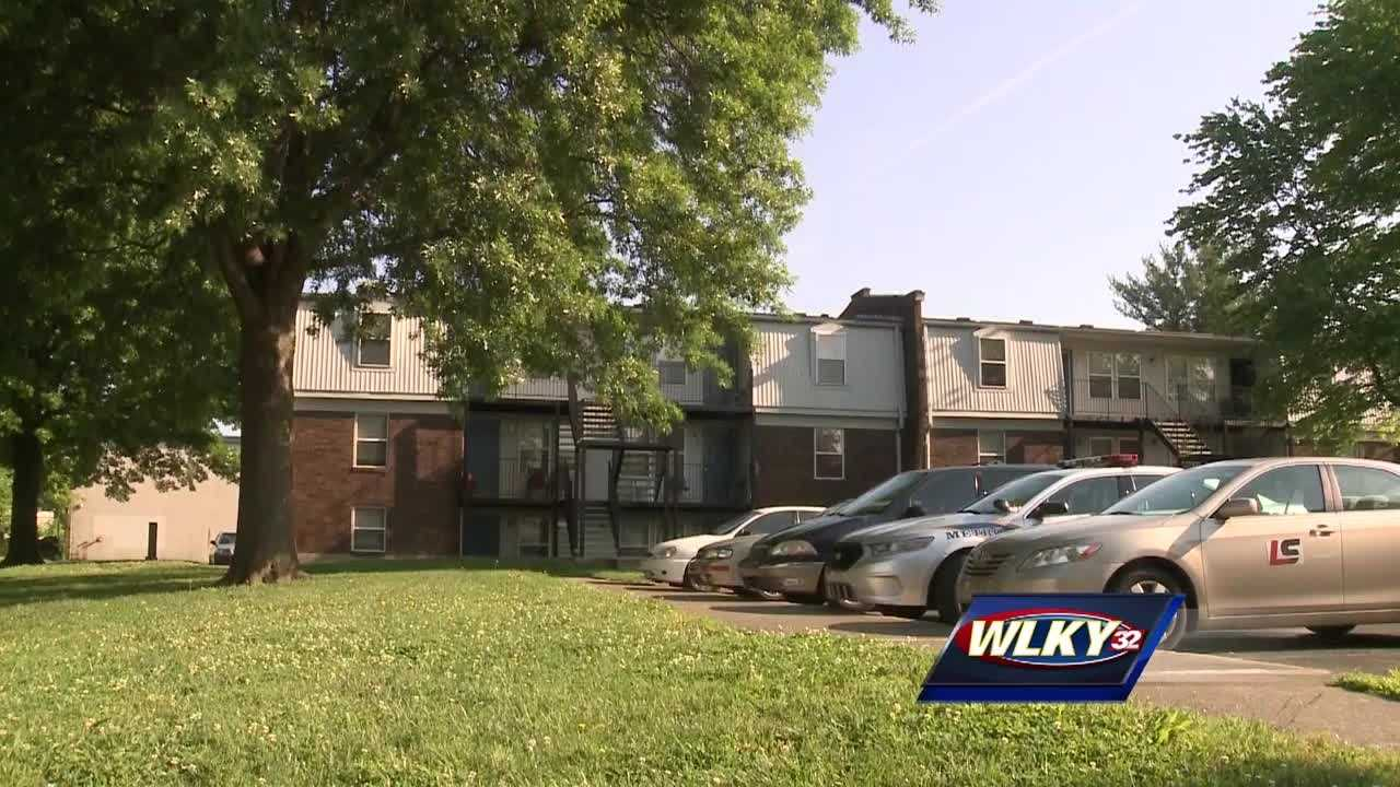 The Louisville Metro Police Department is investigating the death of a woman in south Louisville.