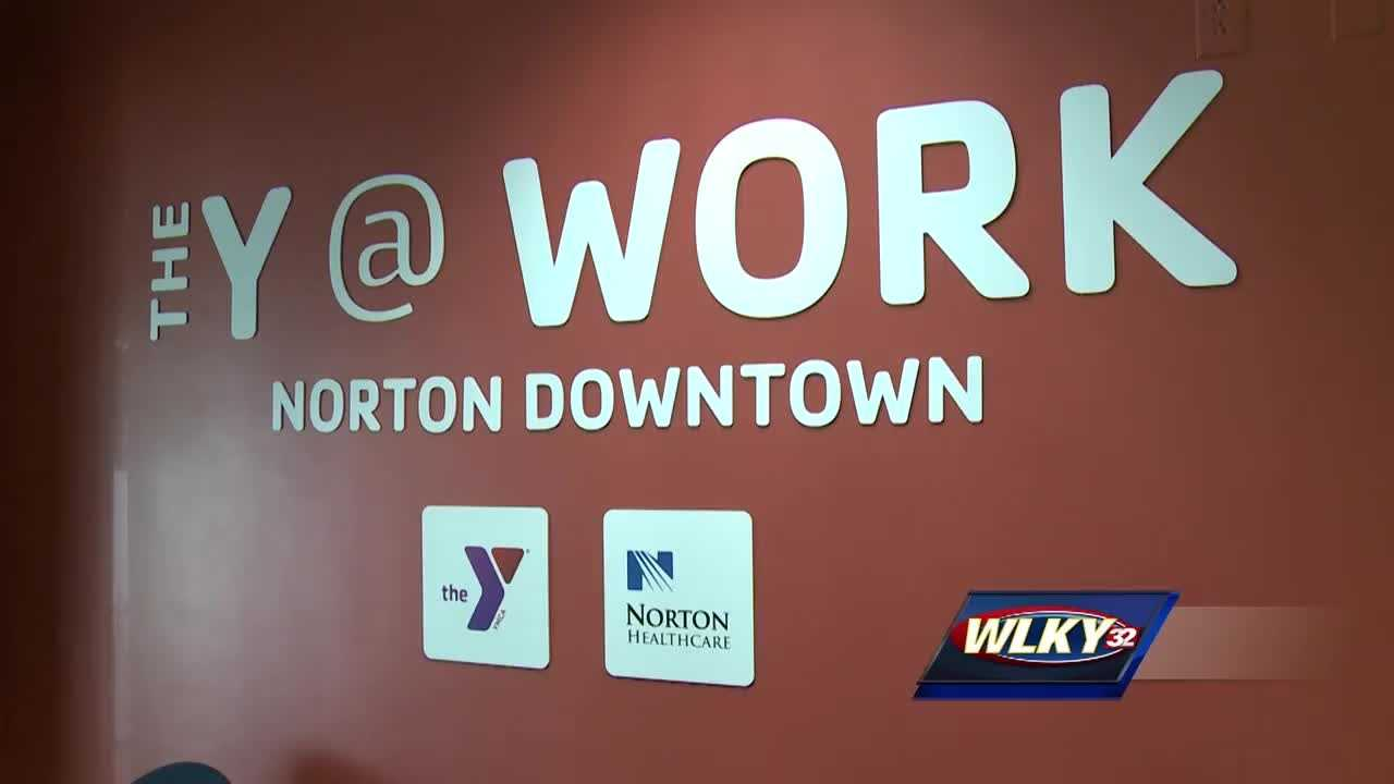 The YMCA of Greater Louisville and Norton Healthcare are teaming up to take employee fitness to a new level.