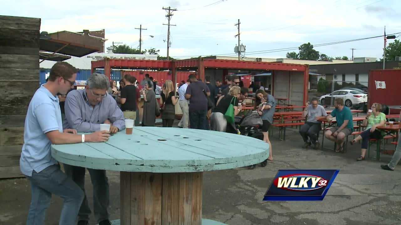 A debate is brewing over Louisville's latest ReSurfaced location.