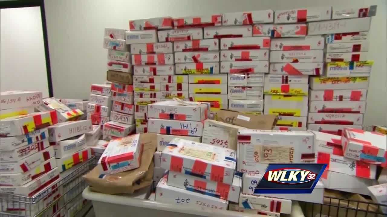 A statewide audit found that a staggering amount of DNA evidence in rape cases were collecting dust in evidence rooms across Kentucky.