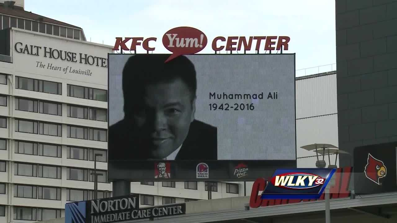 More details for  Muhammad Ali's funeral and procession have been revealed.