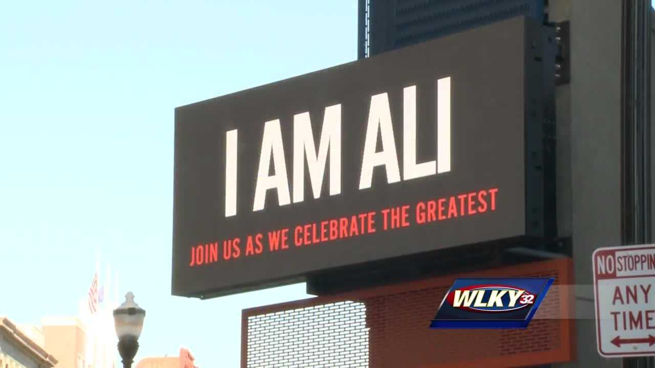 "The first-ever ""I Am Ali"" Festival is underway at the Kentucky Center for the Arts."