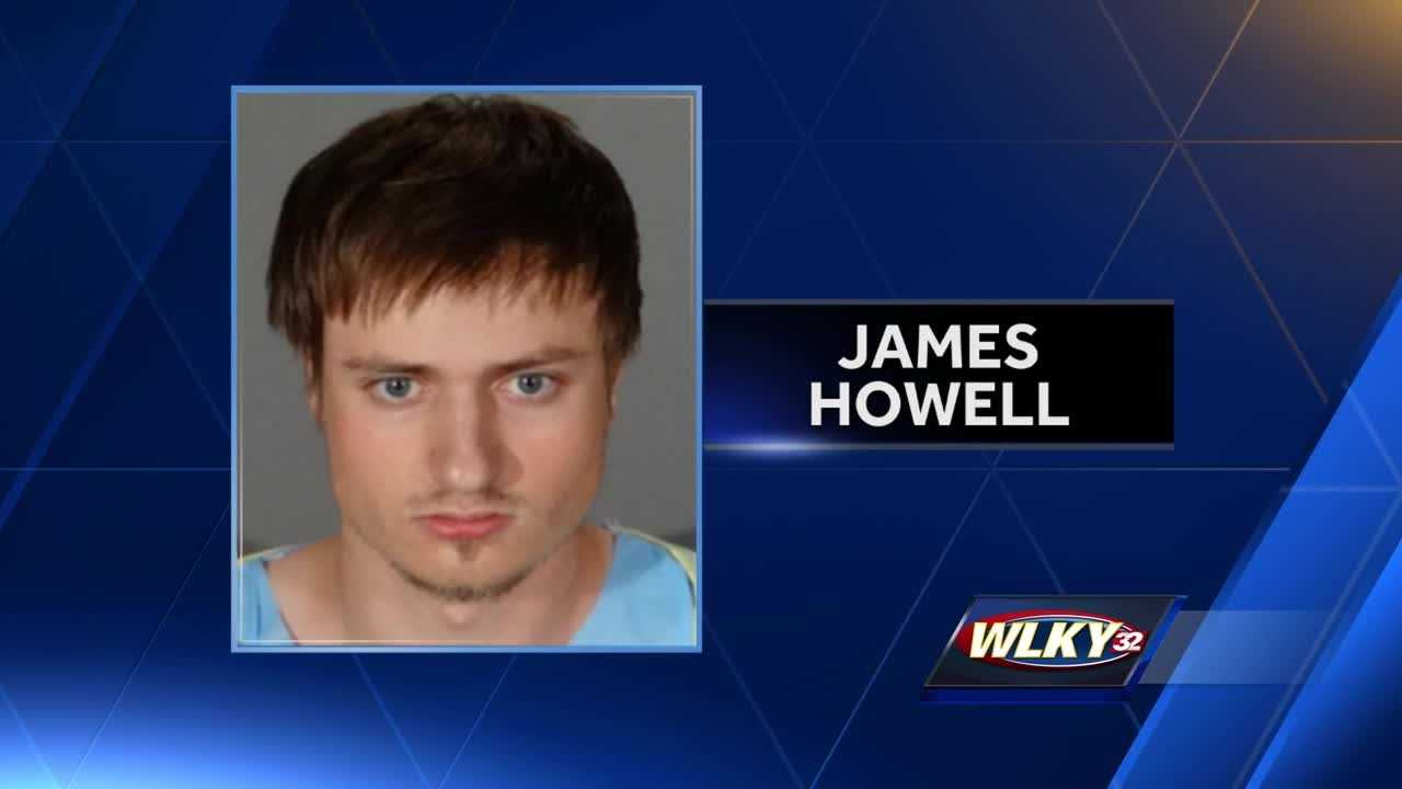 James Howell was charged Tuesday with possessing an assault weapon, a high-capacity magazine and explosives on a public highway. He also was charged with a misdemeanor count of possessing a loaded weapon while in a vehicle.
