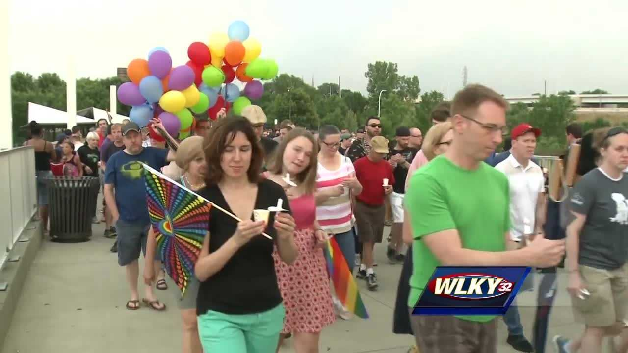 Less than a week after the attack in Orlando, thousands are expected to head to downtown Louisville for the annual Kentuckiana Pride Parade and Festival. .