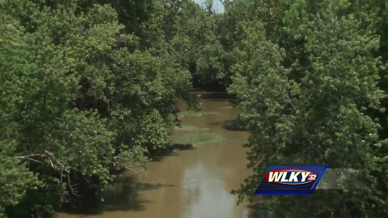 Officials are asking people to use caution after a tragic boating accident Wednesday night on Floyds Fork.
