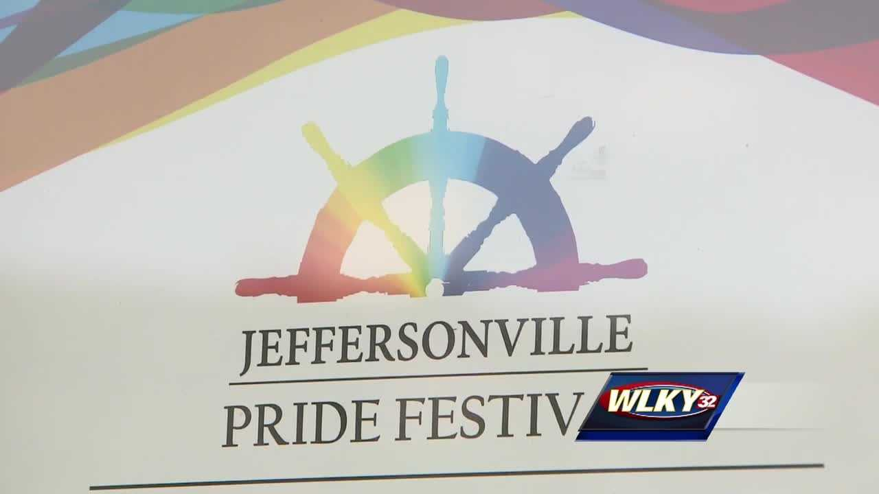 More than 1,500 people are expected to walk from Spring Street to the Big Four Station on Saturday for Jeffersonville's inaugural Pride Parade and Festival.