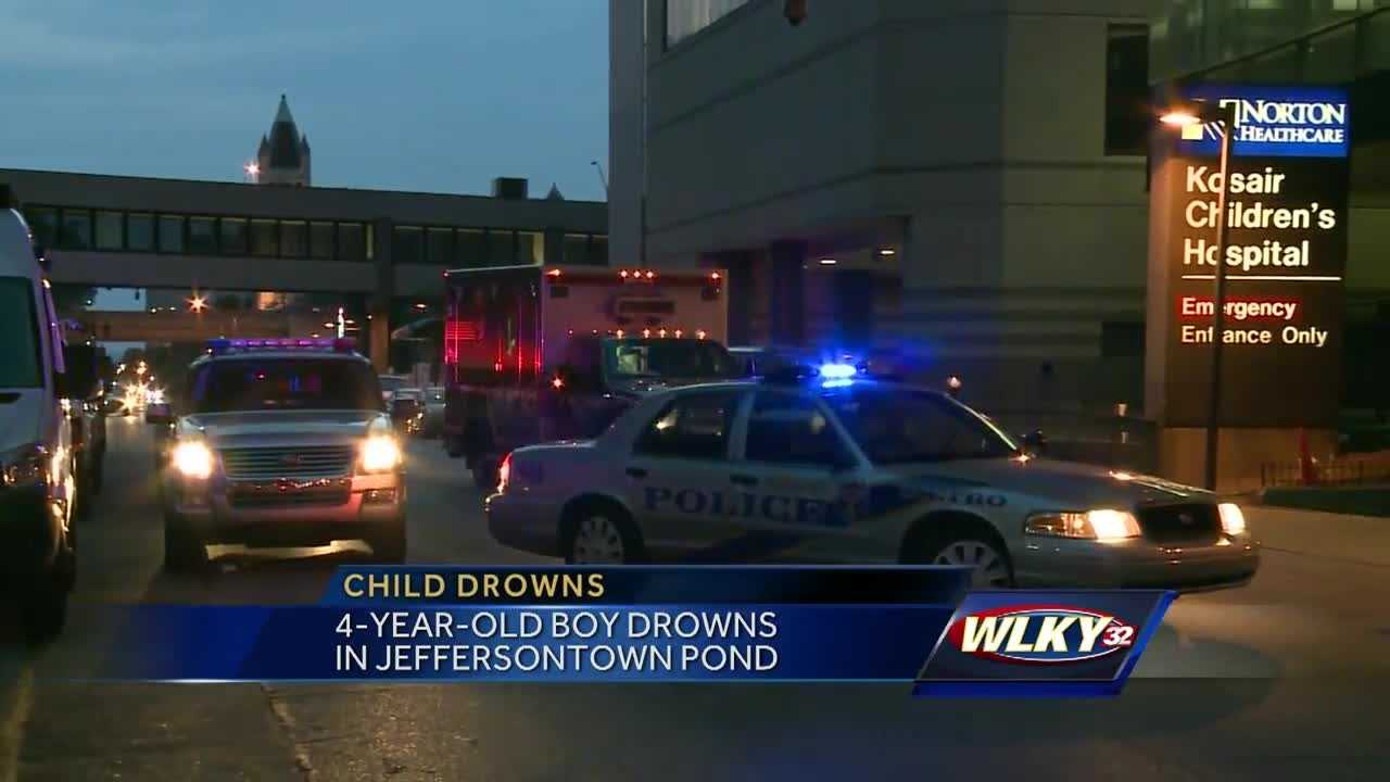 Detectives are investigating a boy's death after he drowned in a pond over the weekend near Jeffersontown off Orchard Lake Boulevard Sunday night.