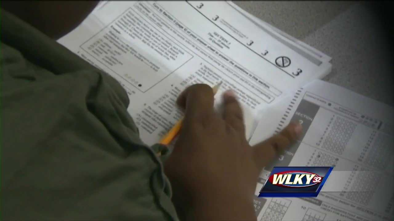 Jefferson County Public Schools is preparing for fewer standardized tests in the classroom during the school year with the hope of increasing achievement.