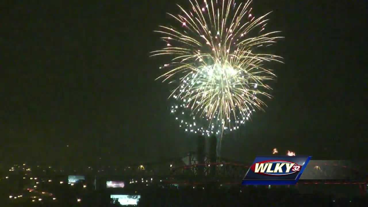 Fireworks will light up the skies this weekend as people celebrate the Fourth of July, but fireworks pose dangers, especially to our eyes.