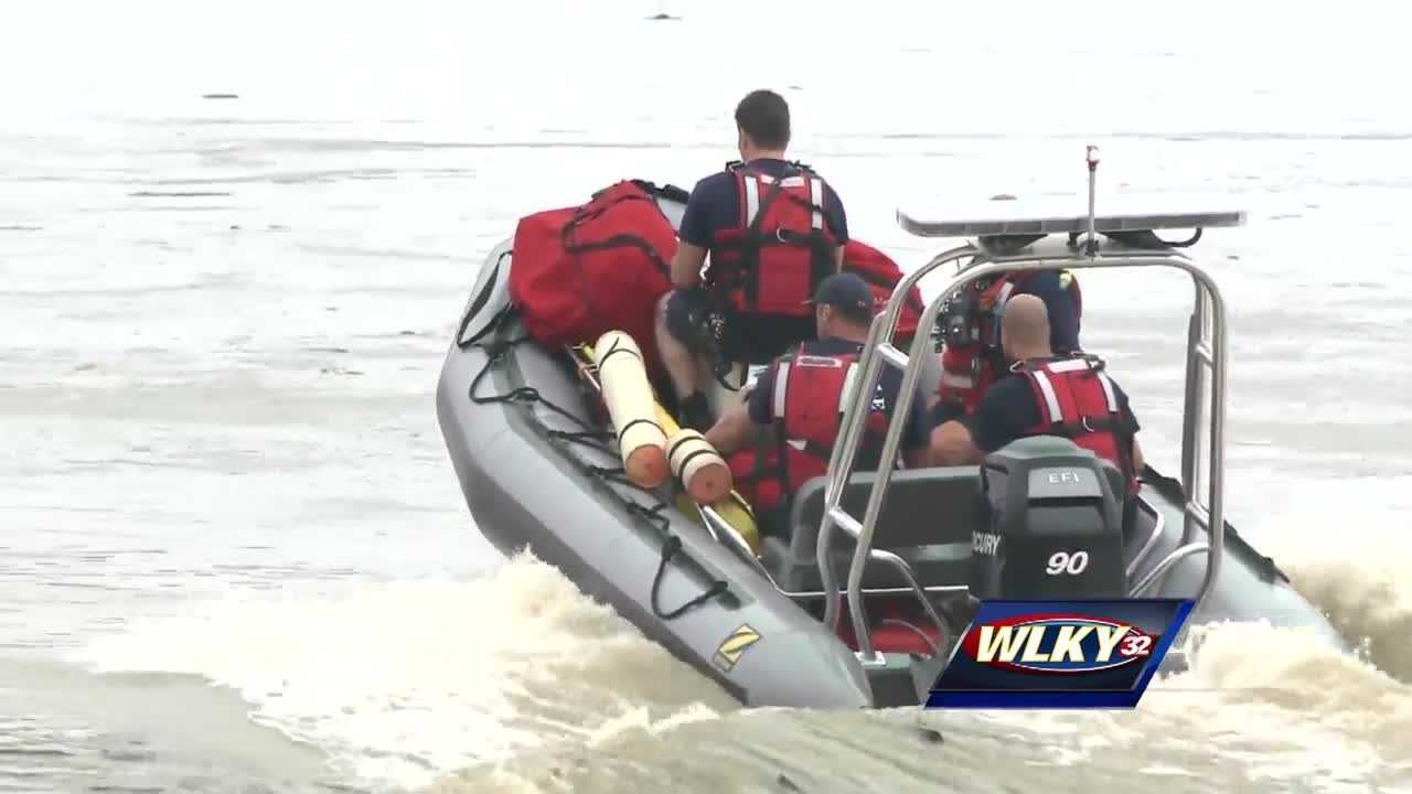 High water, inexperience and alcohol are the main concerns of law enforcement patrolling the Ohio River this Fourth of July weekend.