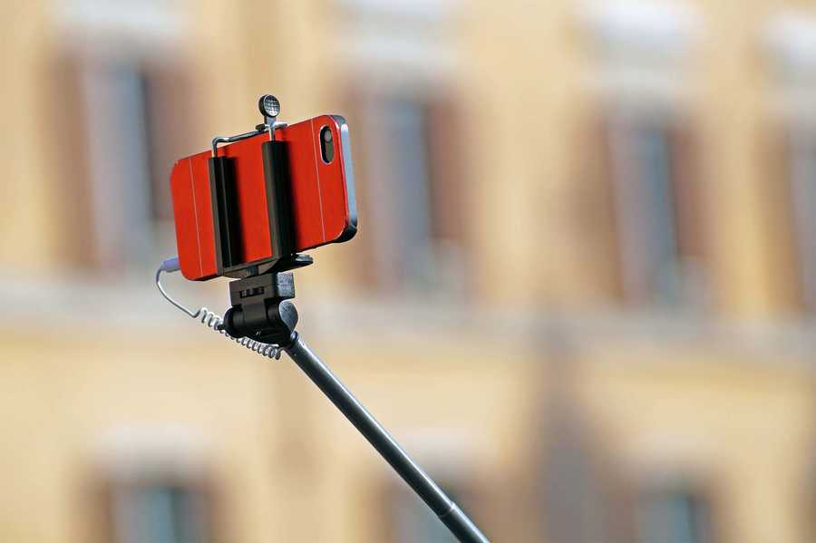 DO BRING a Selfie Stick BUT they must not expand longer than 40 inches in length and must be made of light material (light metal, rubber or plastic). All Selfie Sticks are subject to Forecastle staff discretion and may or may not be allowed.