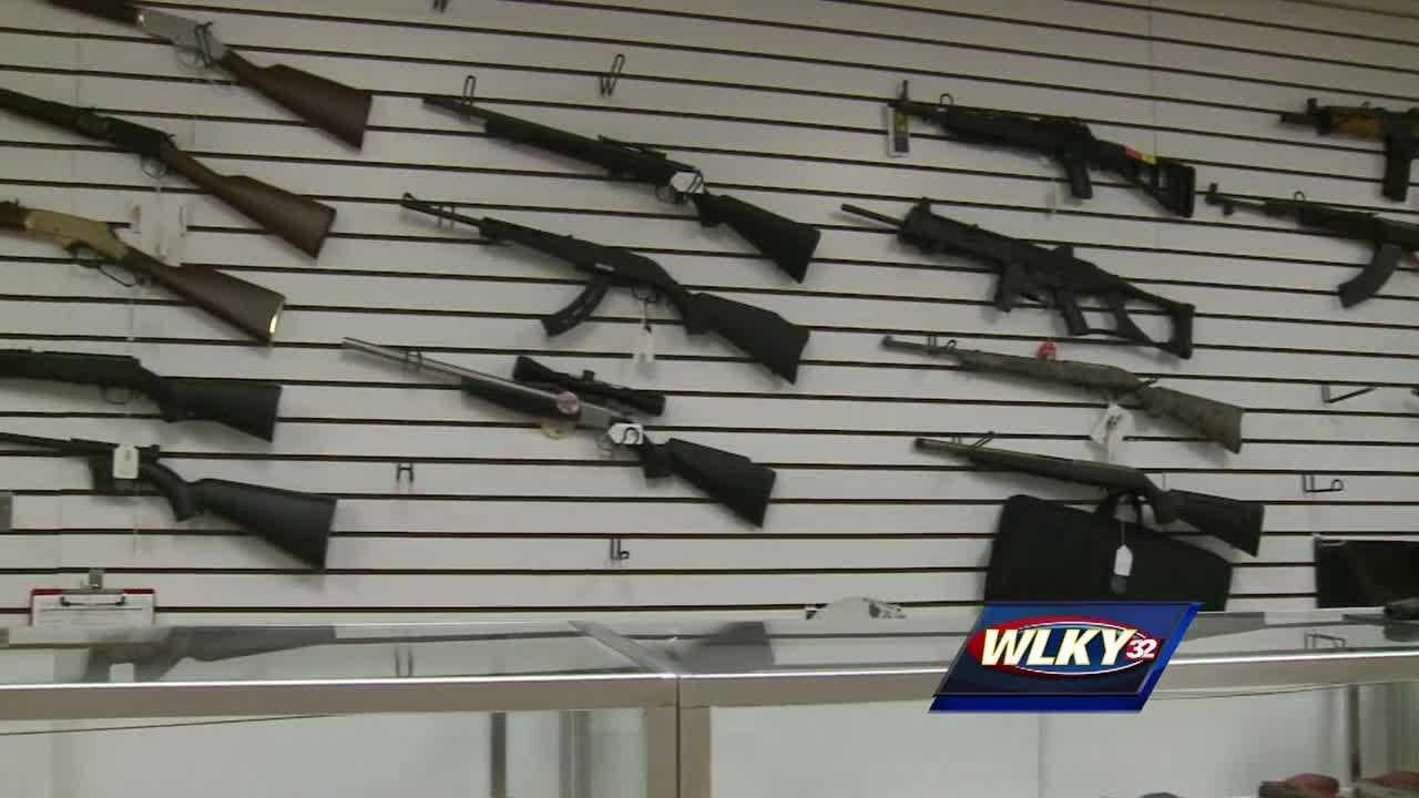 Lawmakers from across the country are battling over stricter gun regulations.