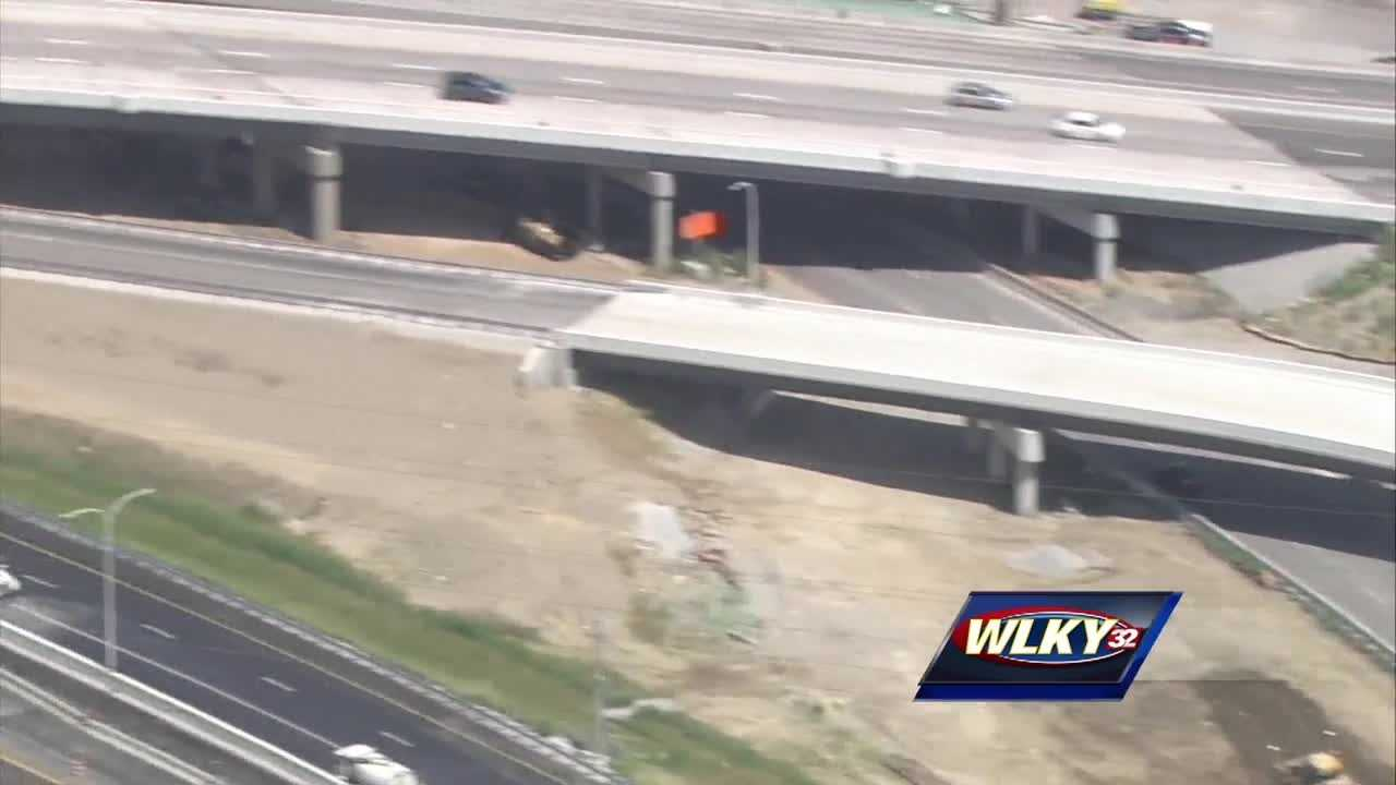 Changes are coming Monday to the Spaghetti Junction interchange as crews work to organize downtown traffic.