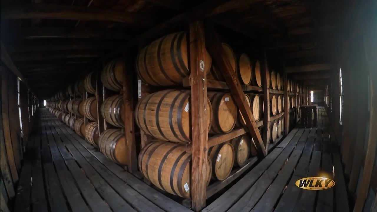 A unique inside look at some of the biggest distilleries in the world and the impact on the state economy.