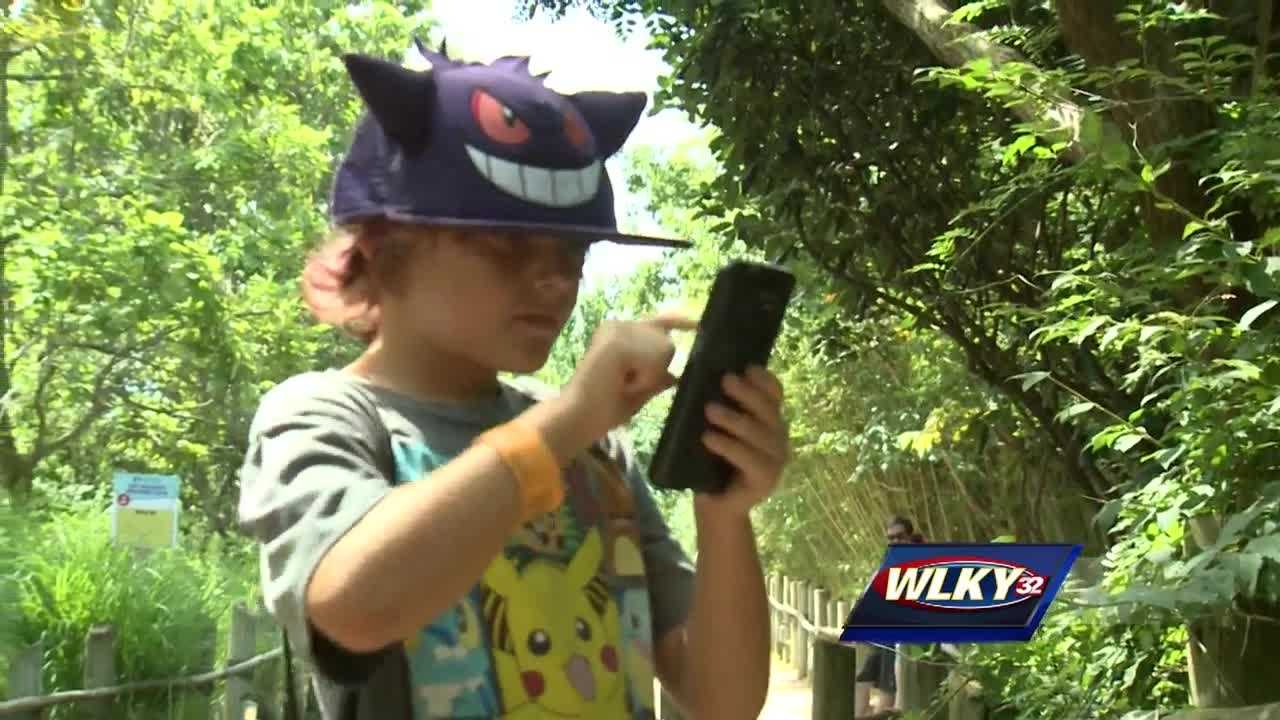"There is a ""Pokemon Go"" event being held at Louisville Zoo Sunday."