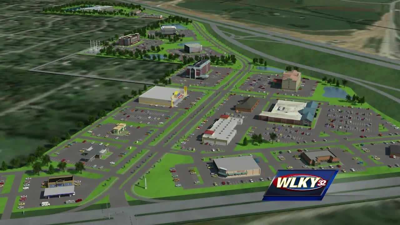 More than $100 million in new development is coming to Jeffersonville.