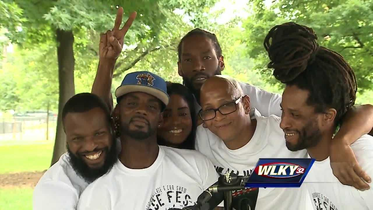 Community activists are organizing a peace festival in west Louisville.