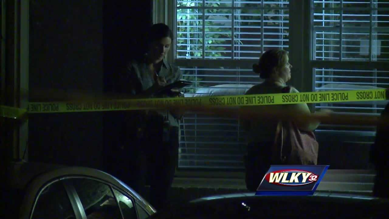 Detectives are searching for the shooter connected to Louisville's 63rd homicide of the year.