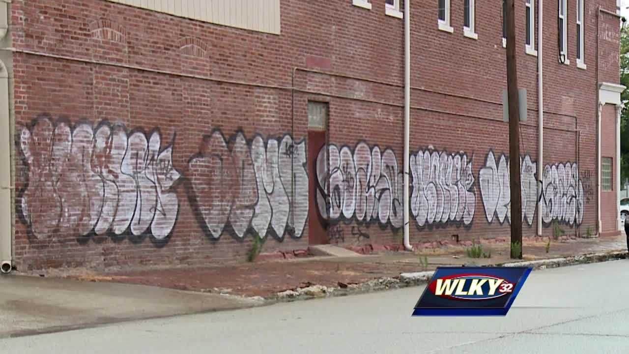 Graffiti is popping up across town and for some business owners, it is a costly fix.