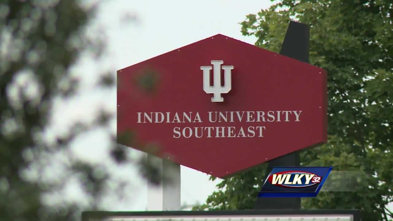 An attempted robbery leads to gunshots early Thursday morning on a southern Indiana college campus.