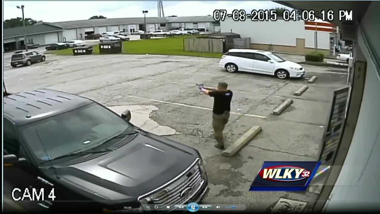 A judge ruled a Louisville man acted in self-defense when he shot two brothers.