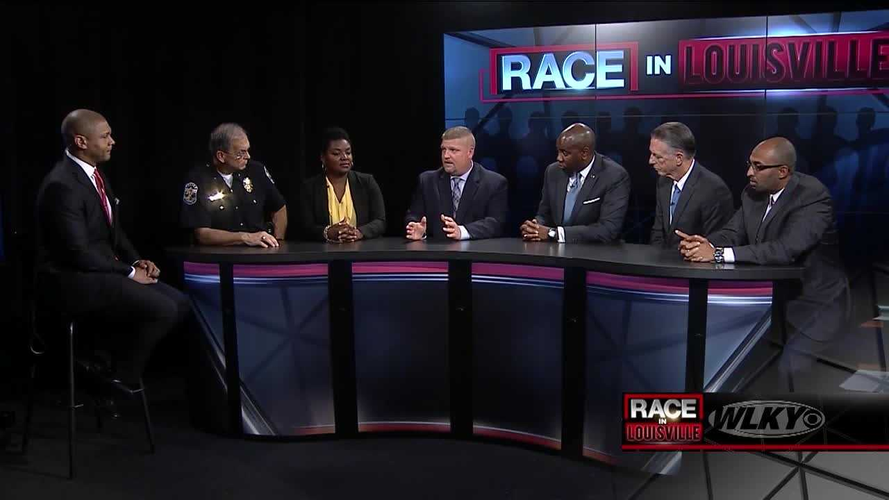 "In the wake of recent racial tensions across the nation, there is no doubt that ripples are being felt here in Greater Louisville. To help advance the dialogue, WLKY presents ""Race in Louisville,"" an in-depth examination of race relations in our community."