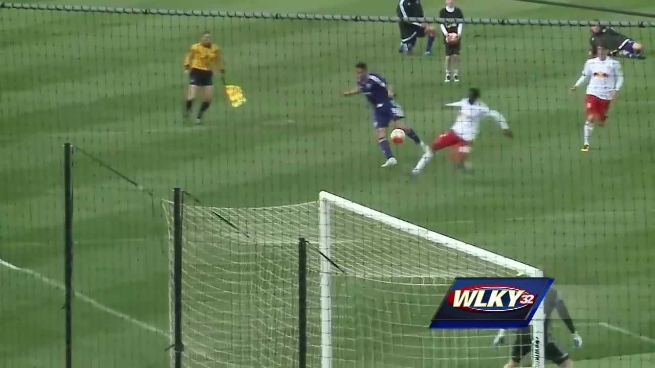Louisville City FC has put itself in position for a Eastern Conference championship, they just need to take advantage of the opportunity Friday night against New York.