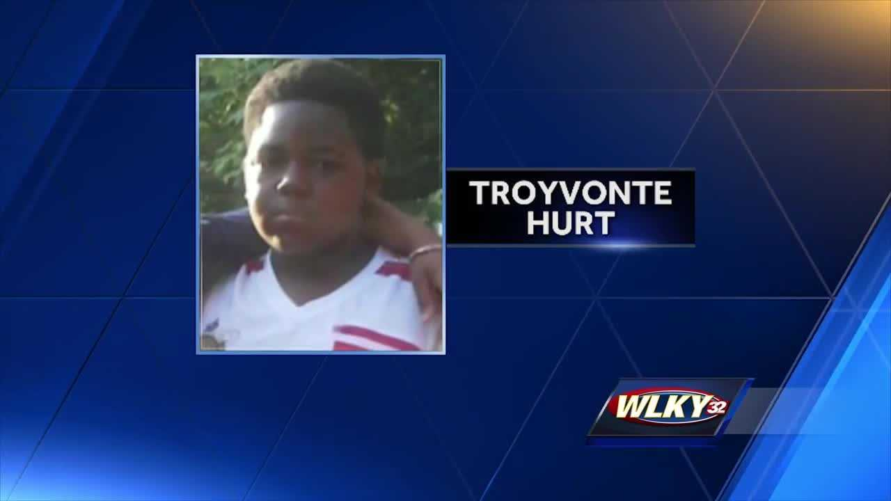 The Louisville Metro Police Department Homicide Unit arrested a 16-year-old at 1:30 a.m. Saturday in connection with the death of Troyvonte Hurt, 14.