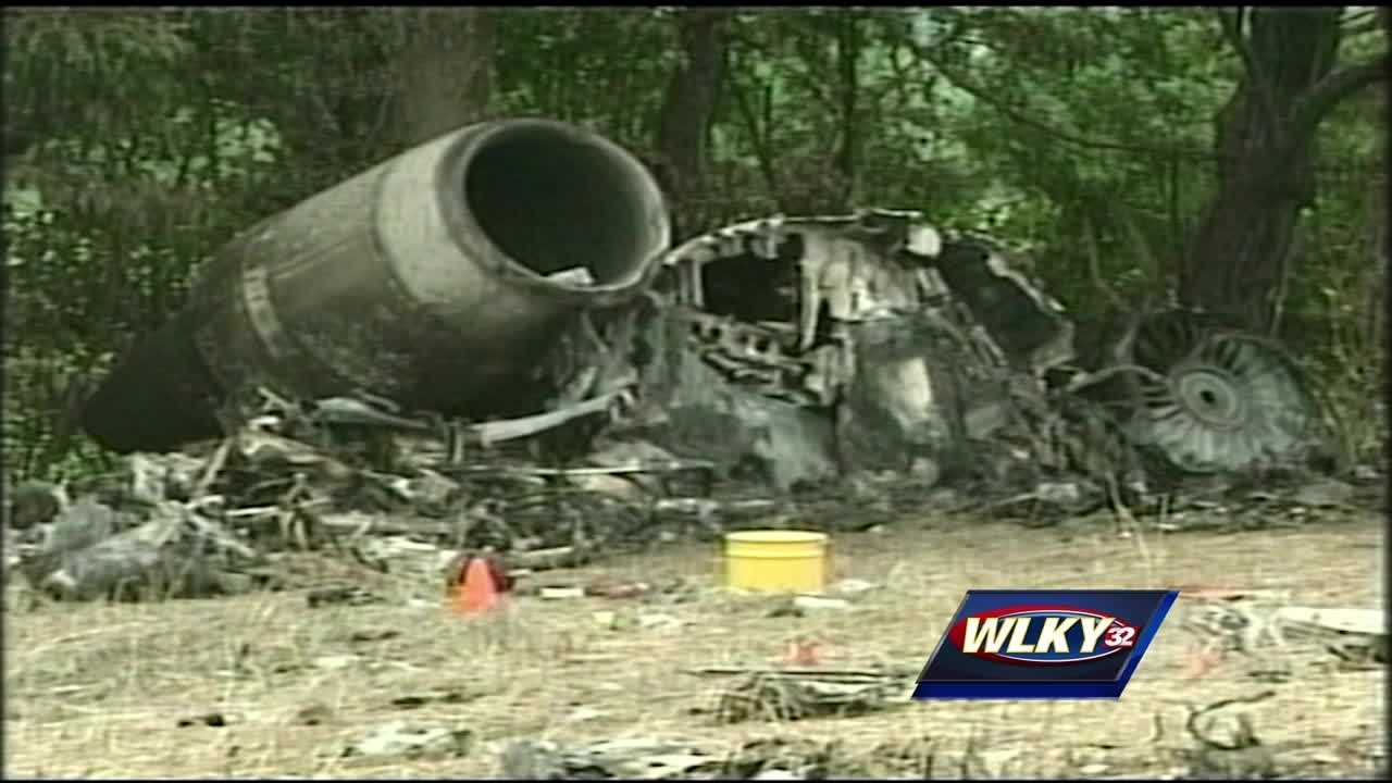 On the morning of Aug. 27, 2006, the plane crashed while taking off from the wrong runway at Blue Grass Airport. The aircraft went through a fence, hit several trees and burst into flames.