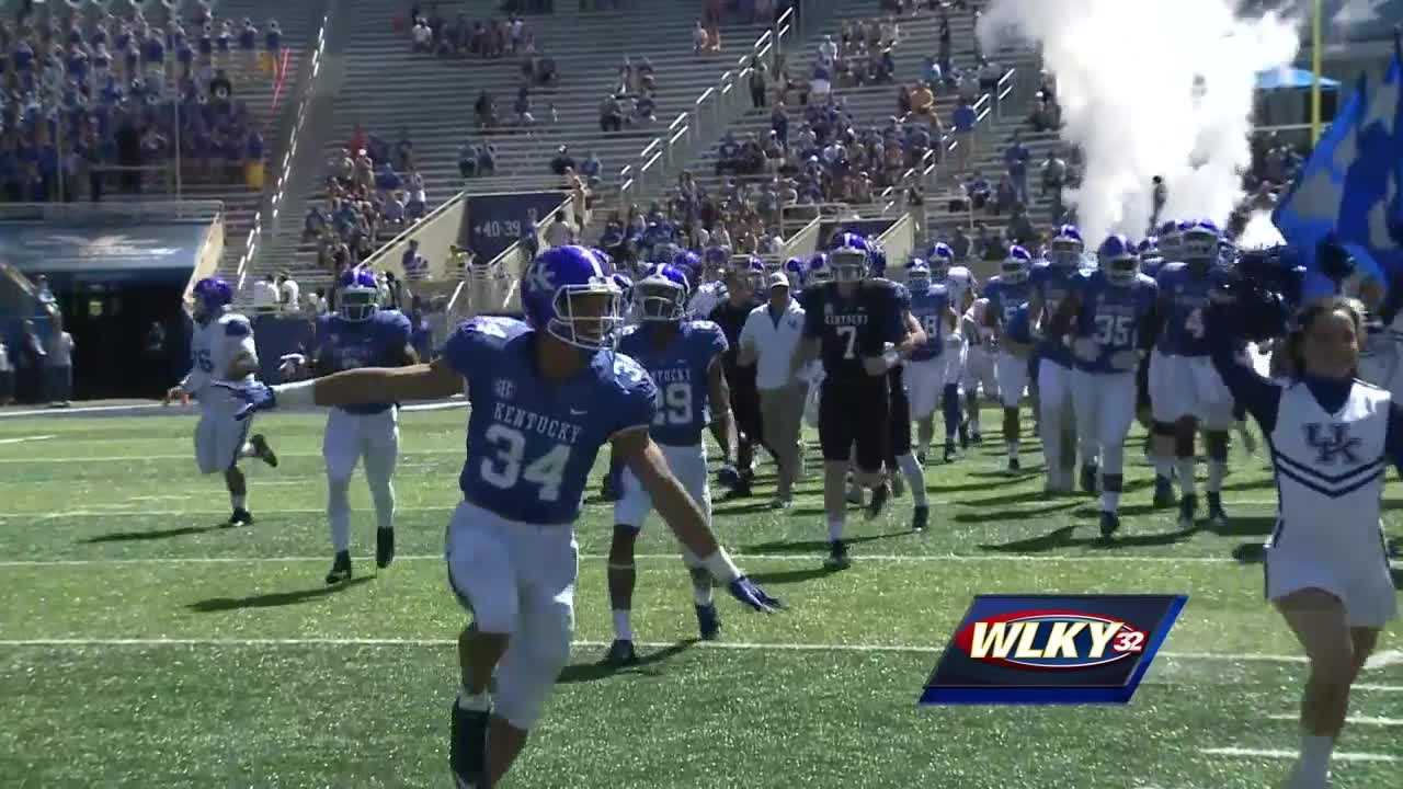 The fourth year of the Mark Stoops era begins Saturday in Lexington with the seat underneath him beginning to heat up.