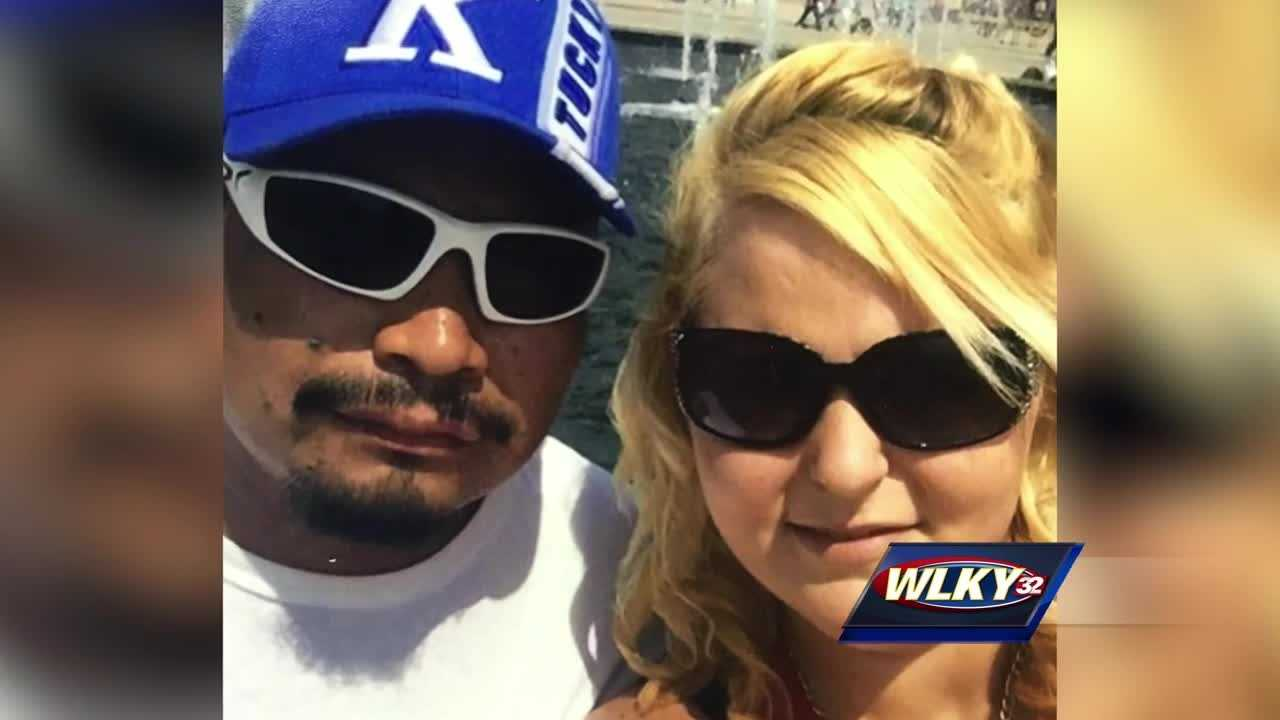 A Bardstown couple found shot to death inside a car in the Beechmont neighborhood Wednesday have been identified as Linda Leslie, 27, and Julian Ramirez, 32.