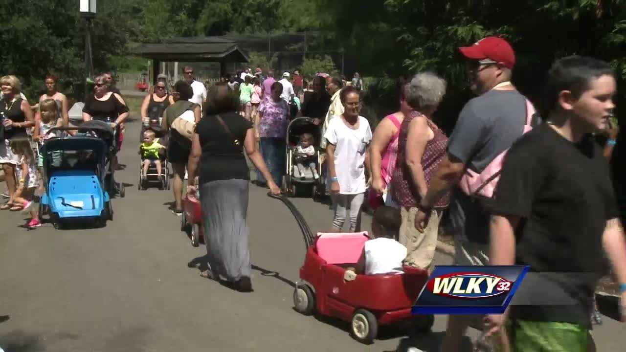 It's been an annual tradition since 2000. Every year, thousands of union workers and their families make their way out to the zoo for a day of cars, cookouts and animals.