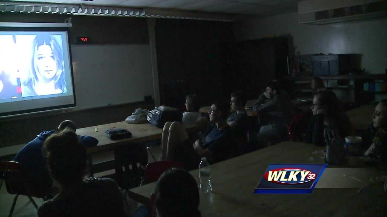 Federal authorities are visiting southern Indiana schools Thursday to educate students on the dangers of heroin.