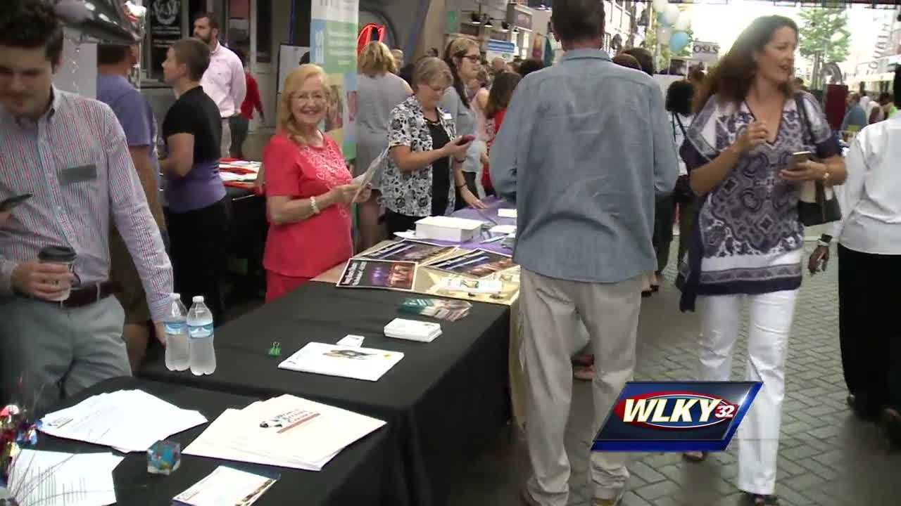 Residents are encouraged to help nonprofit organizations in the community on Thursday for the third annual Give Local Louisville day.