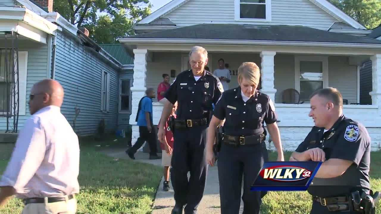 As violent crime continues to rise in the metro, and homicide numbers climb toward triple digits, police are continuing their efforts for peace.