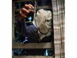 """16. """"Friday The 13th Part 2"""": This slasher film introduced us to the hockey-masked killer known as Jason."""