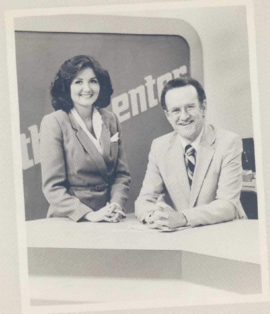 Liz Everman and Ken Rowland