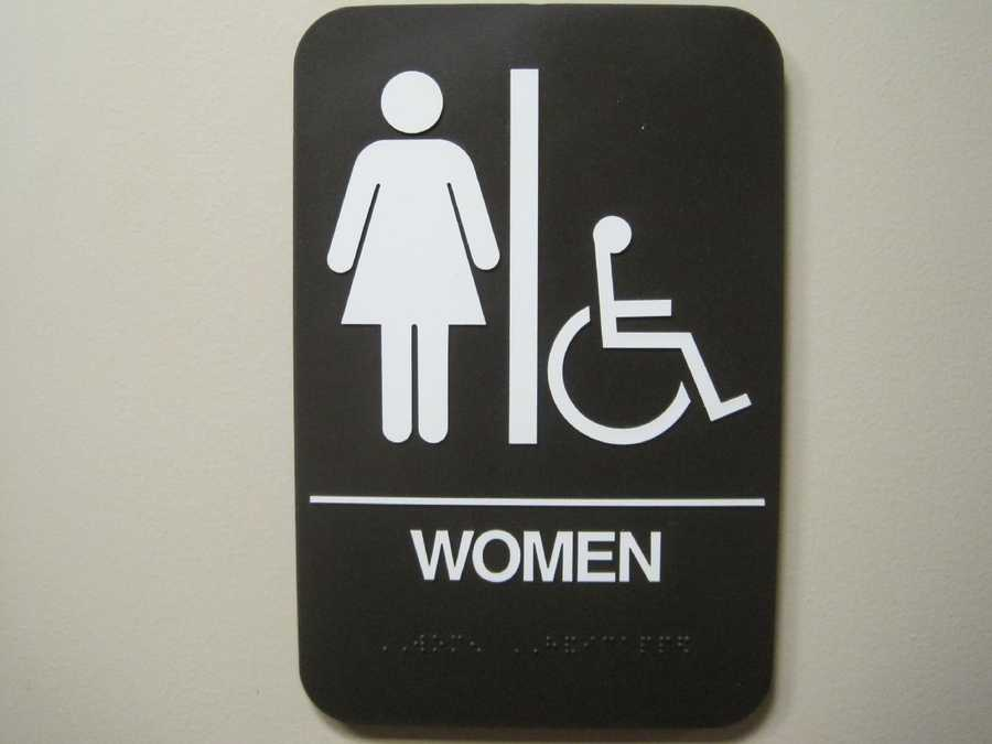 When nature calls, some people visit the restroom, while others go to the bathroom.