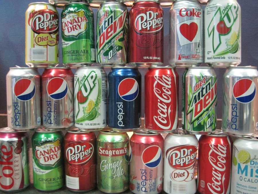 """When referring to any sweetened, carbonated beverage, what word or phrase do you use? According to this online resource, people in the Northeast and West Coast call it """"soda,"""" folks in the Midwest say """"pop,"""" and Southerners use """"coke."""" And the battle rages on..."""