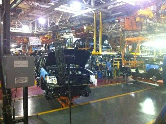In 1987, Ford announced a $260 million expansion at the Louisville Assembly Plant