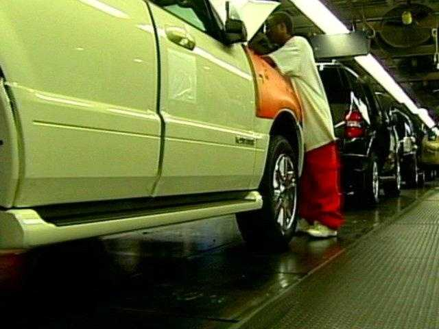 In 1992, Ford announced a $650 million expansion at KTP, creating 1,300 jobs.