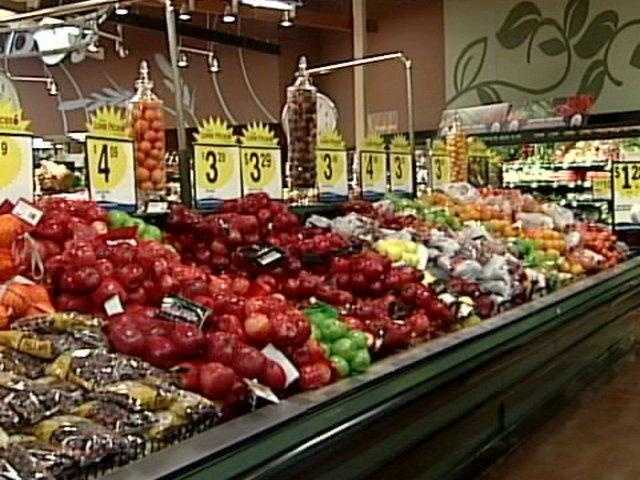More time to eat: When stocking your pantry, do you go to the grocery store or the food store?