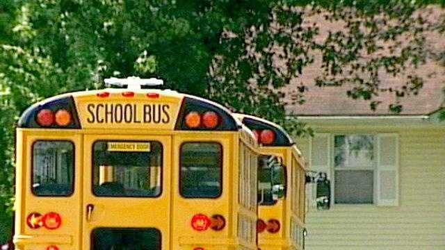 LOUISVILLE NEWS: School Bus