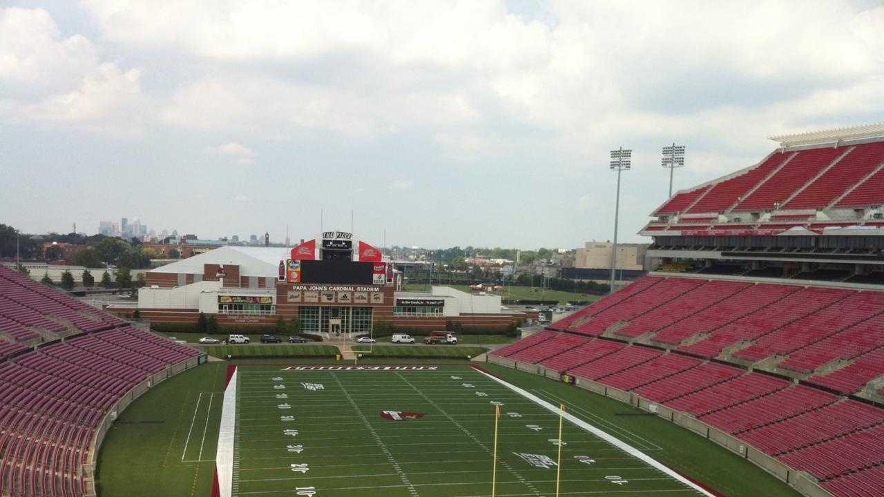 LOUISVILLE NEWS: Papa John's Cardinal Stadium
