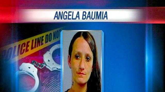 Angela Baumia-New Mug shot - 24135161