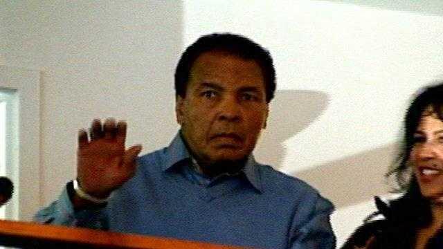 LOUISVILLE NEWS: Muhammad Ali