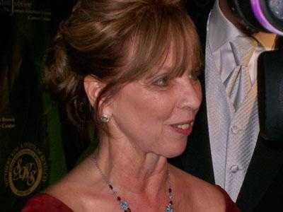 Nora Roberts, best selling author