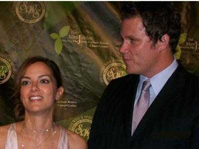 """Bob Guiney (pictured right) from """"The Bachelor"""""""