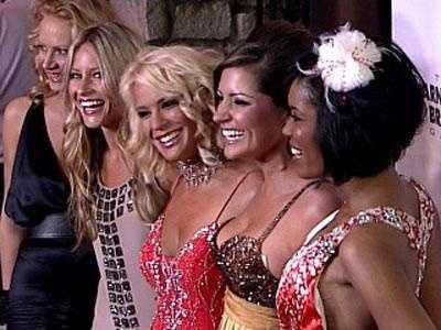 Kellie Finley, Hadley Hartz, Emily Gimmel, Shea Johnson, Julie Smith (L-R)