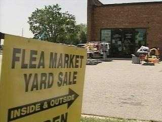 If you want to unload unwanted belongings, do you have a yard sale, a rummage sale or a garage sale?